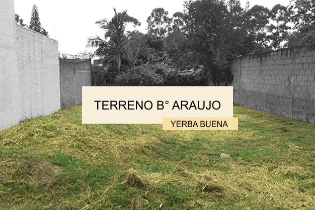 Terreno Yerba Buena Tucuman