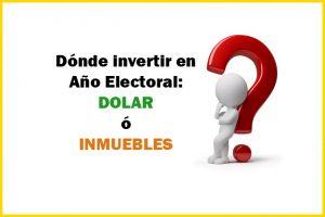 Donde invertir en año electoral