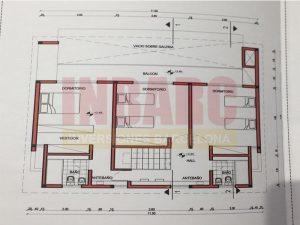 Plano Casa Los Nogales 1