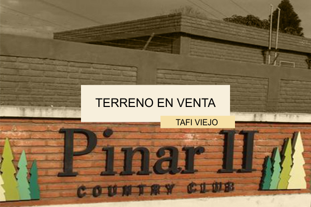 Terreno en venta Country Pinar 2